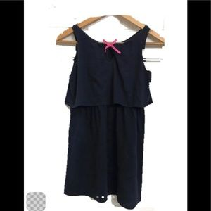 🎀 Oshkosh navy blue girls dress